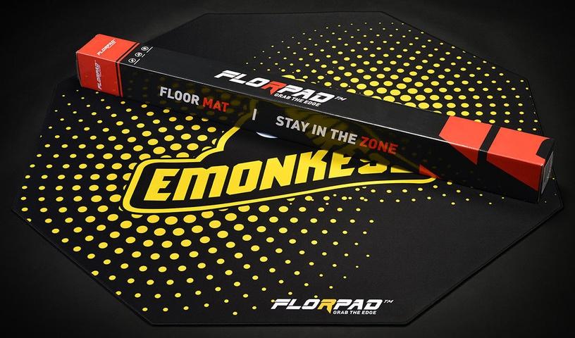 Аксессуар FlorPad Octagonal Floor Mat For Gamers eMonkeyz