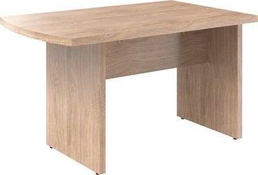 Skyland Born B 302.2 Desk Extension Oak Devon