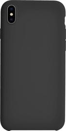 Чехол Bigben COVSOFTIP65BL, черный, 6.7 ″