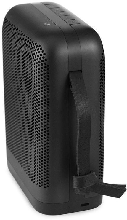 Belaidė kolonėlė Bang & Olufsen BeoPlay P6 Black, 96 W
