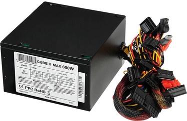 iBOX ATX 2.2 CUBE II 600W ZIC2600W12CMFA
