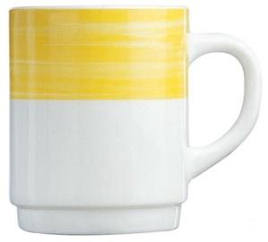 Luminarc Brush Yellow Mug 25cl