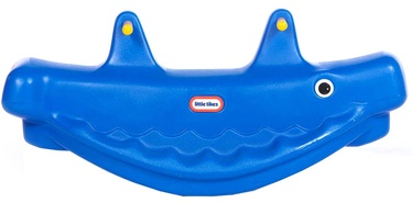 Little Tikes Whale Teeter Totter Blue 487910070