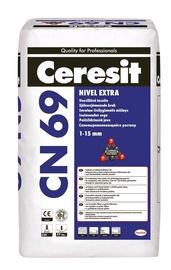 Savaime išsilyginantis mišinys Ceresit CN 69, 1–15 mm, 25 kg