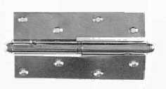 Durų lankstas Vagner SDH A4, 120 x 78 mm