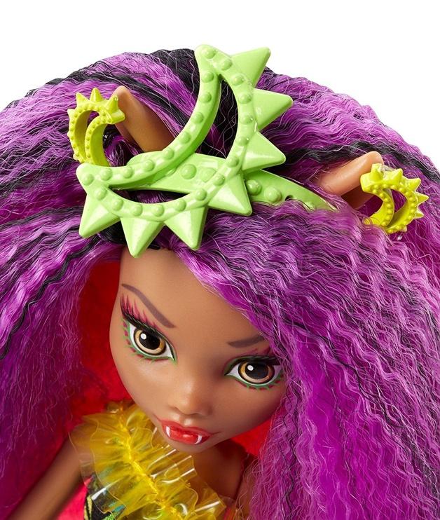 Mattel Monster High Electrified Monstrous Hair Ghouls Clawdeen Wolf DVH70