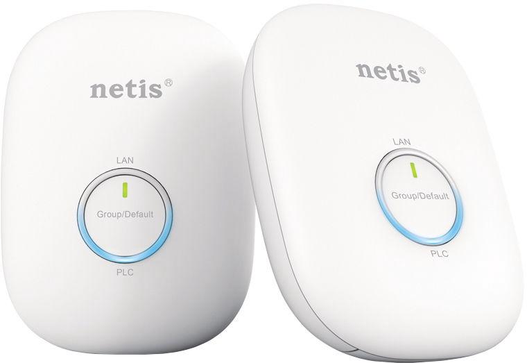 Netis PL7600 AV600 Powerline Adapter Kit