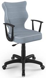 Entelo Childrens Chair Norm Size 5 JS06 Black/Blue