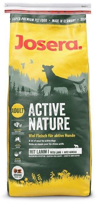 Josera Adult Dog Active Nature 15kg