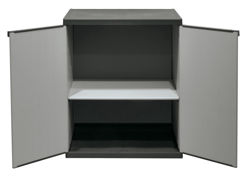 Sandėliavimo spinta, 68 x 39 x 85 cm, 2 lentynos