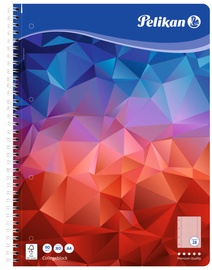 Pelikan Spiral Notepad A4/50p 100083
