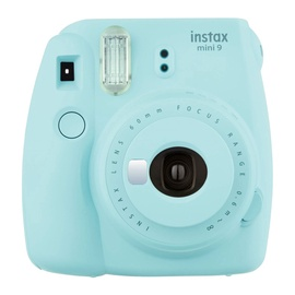 Fujifilm Instax Mini 9 Ice Blue + Instax Mini Glossy