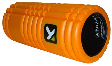 Trigger Point Grid Massage Roller Orange