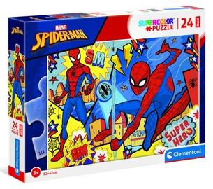 Clementoni Maxi Puzzle SuperColor Spider Man 24pcs 24216