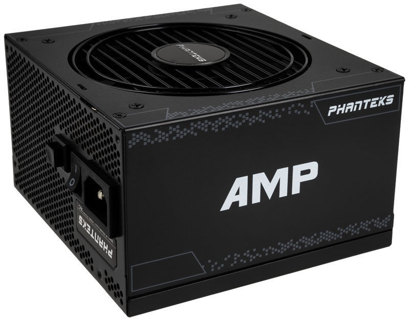 Phanteks AMP 80 Plus Gold 650W