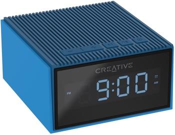 Belaidė kolonėlė Creative Chrono Wireless Speaker with FM Radio Blue