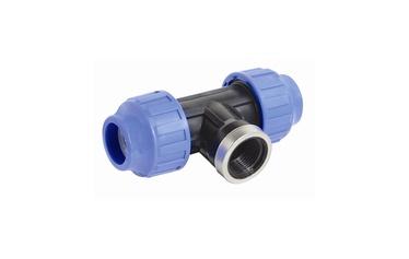 "Vandens trišakis STP Fitting Sia 710031, 32 mm x ¾"", su vidiniu sriegiu"