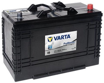 Varta ProMotive HD Black I9