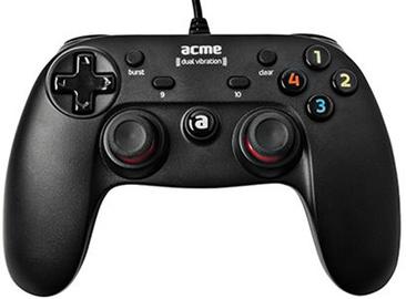 Acme GA09 Digital Gamepad Black