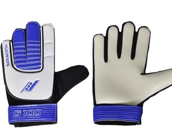 Rucanor Goalkeeper Gloves G-110 02 S White/Black/Blue