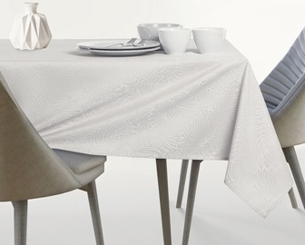 AmeliaHome Gaia AH/HMD Tablecloth Cream 140x140cm