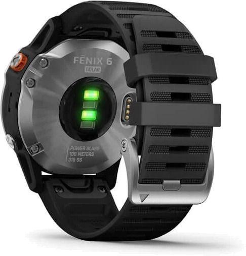 Garmin Fenix 6 Solar Black