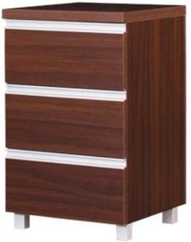 Bodzio Chest of Drawers AG52 Walnut