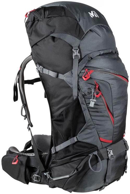 Millet Mount Shasta 65+10l Gray / Black