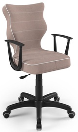 Vaikiška kėdė Entelo Norm Size 5 JS08 Black/Beige, 400x370x1010 mm