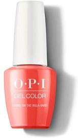 Лак-гель OPI Gel Color Living On the Bula, 15 мл