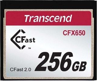 Transcend CFX650 CFast 2.0 256GB
