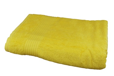 Diana Cotton Towel 100x180cm Yellow