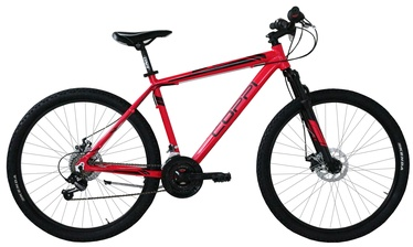 Coppi MTB Man 27'' 38 Red/Black