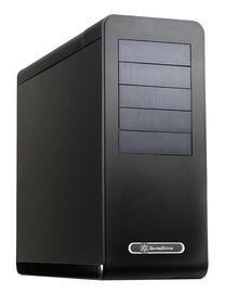 SilverStone Case Fortress Series FT02 USB 3.0 Black