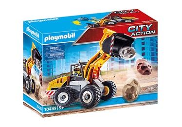 Konstruktors Playmobil City Action 70445