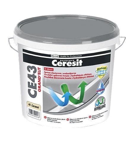 Ekstra elastingas glaistas siūlėms CE43/58 CHOCOLATE, 5 kg