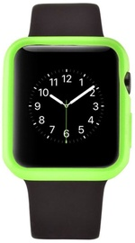 Devia Colorful Protector Case For Apple Watch 38mm Green