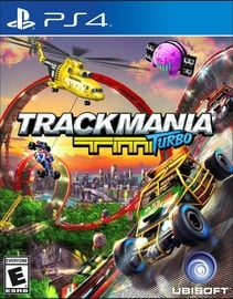 TrackMania: Turbo PS4