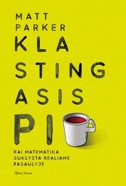 Knyga Klastingasis PI. Kai matematika suklysta realiame pasaulyje