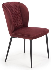 Стул для столовой Halmar K399 Dark Red, 1 шт.