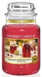 Yankee Candle Large Jar Candle Christmas Morning Punch 623g