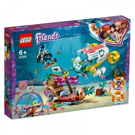 Konstruktorius LEGO Friends Dolphins Rescue Mission 41378