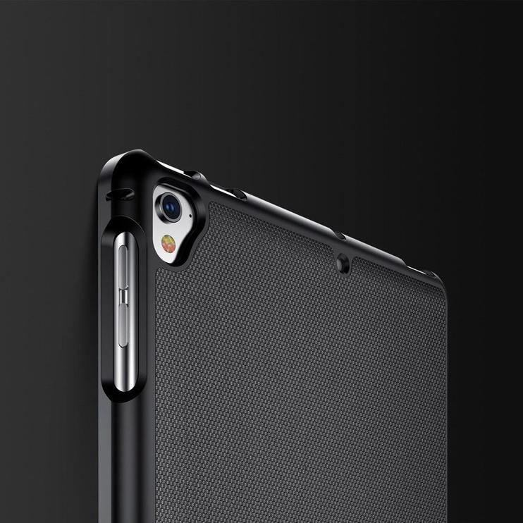 Dux Ducis Magnetic Bluetooth Keyboard Case For Apple iPad 9.7'' 2017/2018/iPad Air Black