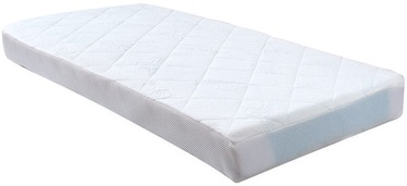 Matracis BabyMatex Colorado White, 140x70x10 cm