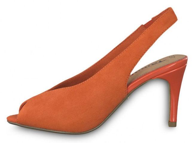 Tamaris Anaya Healed Sandal 1-1-29614-32 Orange 37