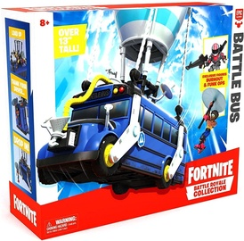 Rotaļlietu figūriņa Jazwares Fortnite Epic Games Battle Bus Playset