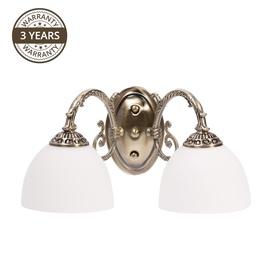 Светильник Domoletti MB6160-2 2X60W Brass