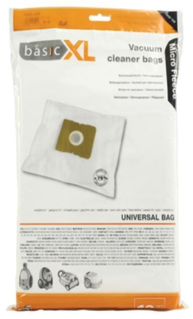 HQ Vacuum Cleaner Bags 10 pcs
