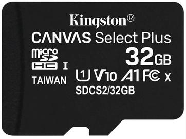 Mälukaart Kingston, Micro SD, 32 GB