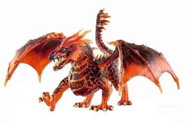 Žaislinė figūrėlė Schleich Eldrador Lava Dragon 70138S